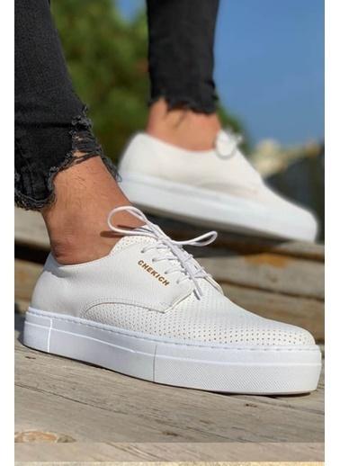 Chekich CH061 BT Erkek Ayakkabı BEYAZ Beyaz